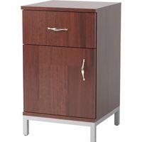 Ravenna 1-Door/1-Drawer Bedside Cabinet