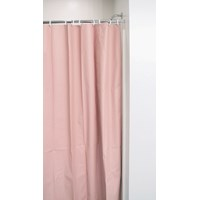 72L Antimicrobial Vinyl Shower Curtain
