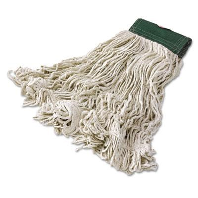Super Stitch Blend Mop Heads Cotton Synthetic White Medium K8573 Direct Supply