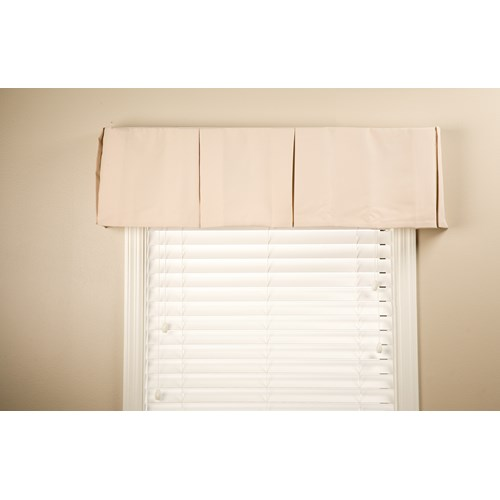 by aiking grey dp pleated linen hi inches valance com solid faux amazon home