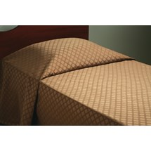 MC Diamond Non-Quilted Bedspread
