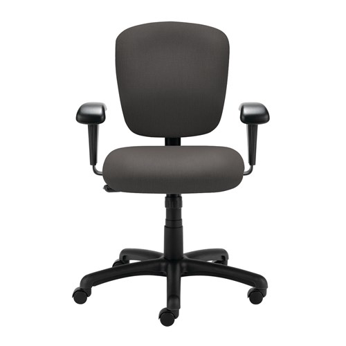 groupe lacasse radar task chair without arms grade 1 fabric a3334