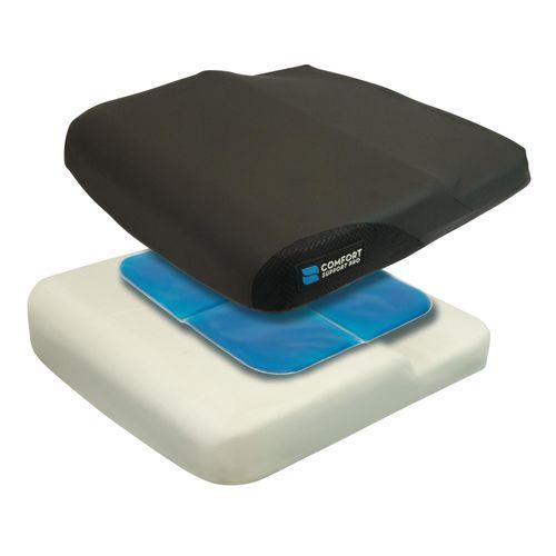 Comfort Support Pro Anti Thrust Cushion Quadragel 20 W X 18 D