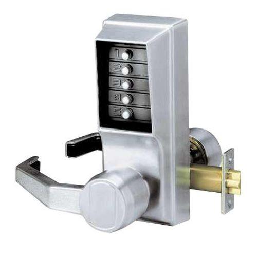 Push-Button Combination Door Lock w/ Lever Handle (22023)   Direct ...