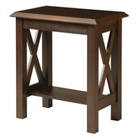 Saragosa Chairside Table with Laminate Top