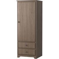 Elkhart 1-Door/2-Drawer Wardrobe