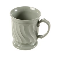 Turnbury Insulated Pedestal Base Mug, 8 oz  (2BW26) | Direct