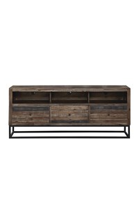 Sospirolo 3-Drawer Console Table
