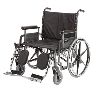 BARIATRIC WITH MAG WHEEL Wheelchairs