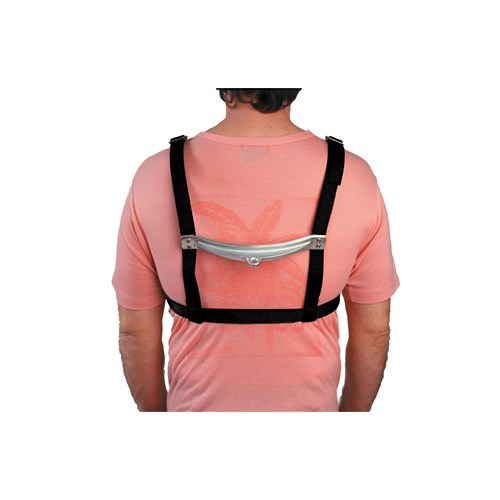 Adjustable Shoulder Harness Fabrication Enterprises CanDo 10-3243 Exercise Bungee Cord Attachment