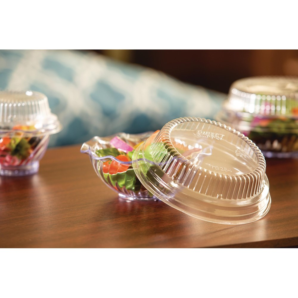 Disposable Lids & Containers