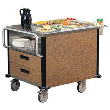Mobile Buffet Carts