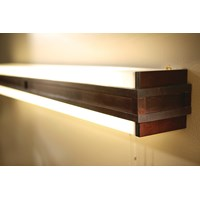 Williamsburg LED Overbed Light with Pull Chain: 4 ft.