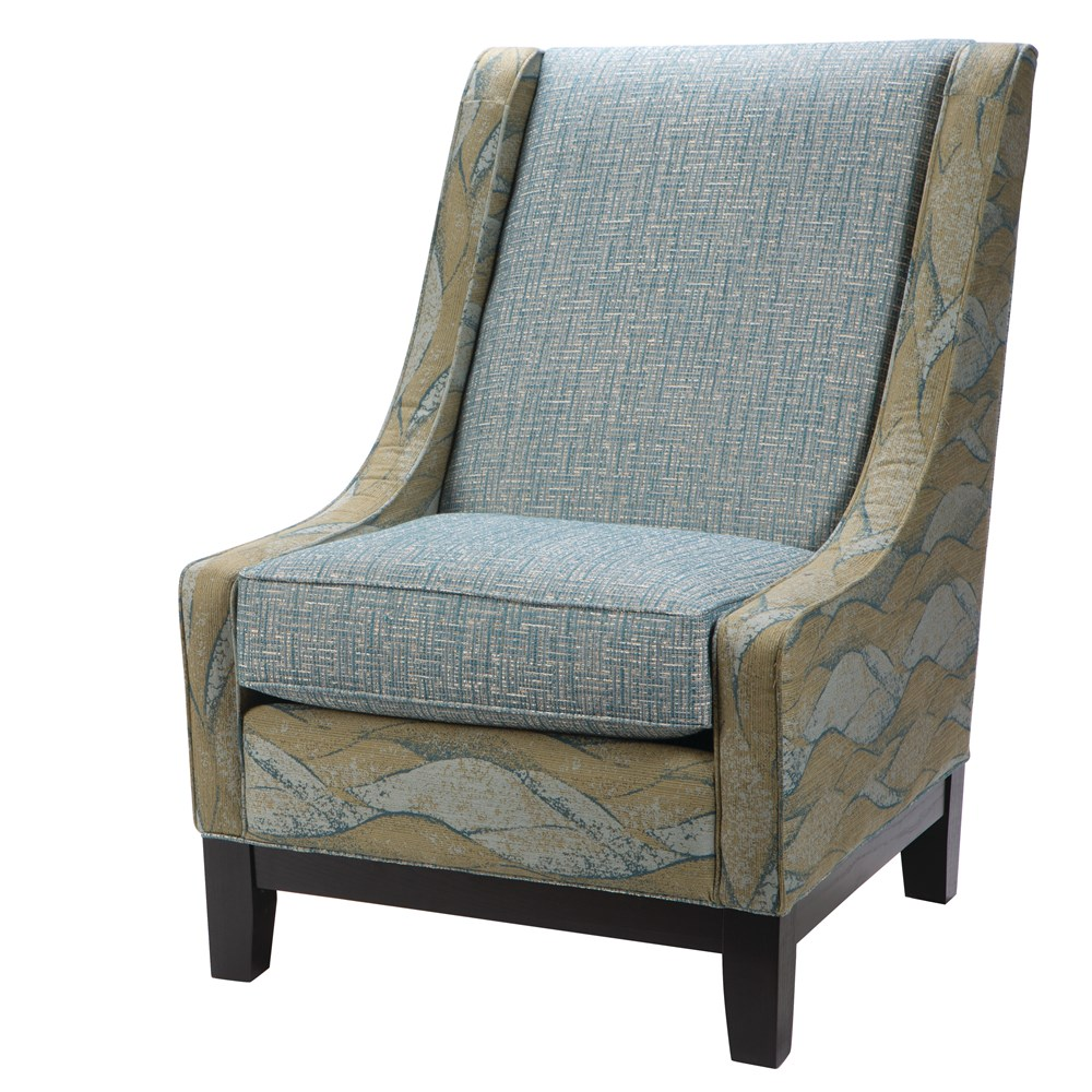 Maxwell Thomas Bakersfield High Back Chair