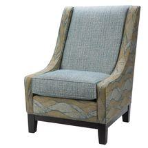 Maxwell Thomas Bakersfield High Back Chair