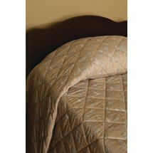 Foliole Quilted Bedspread