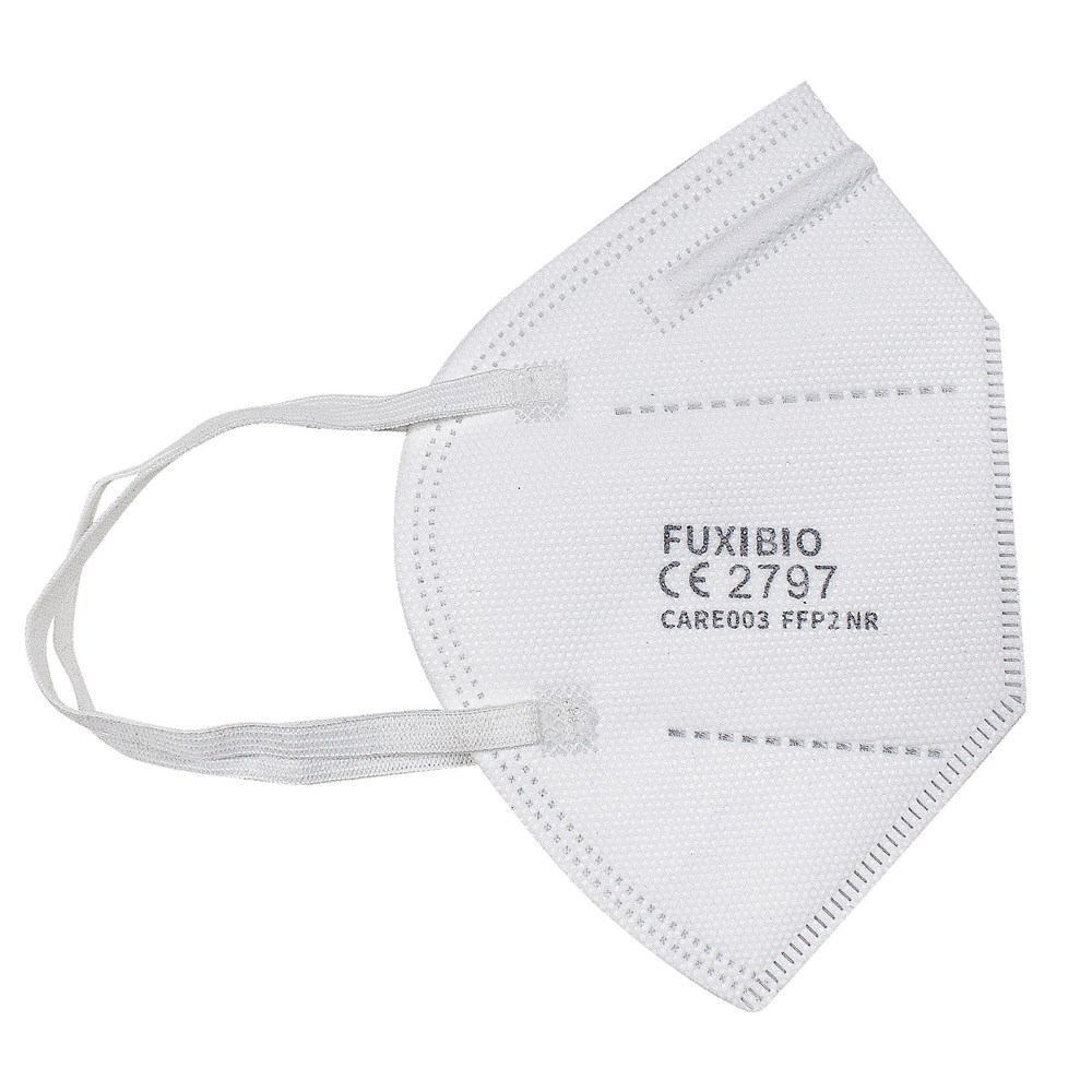 Disposable Folded N95 Respirator, NIOSH Approved