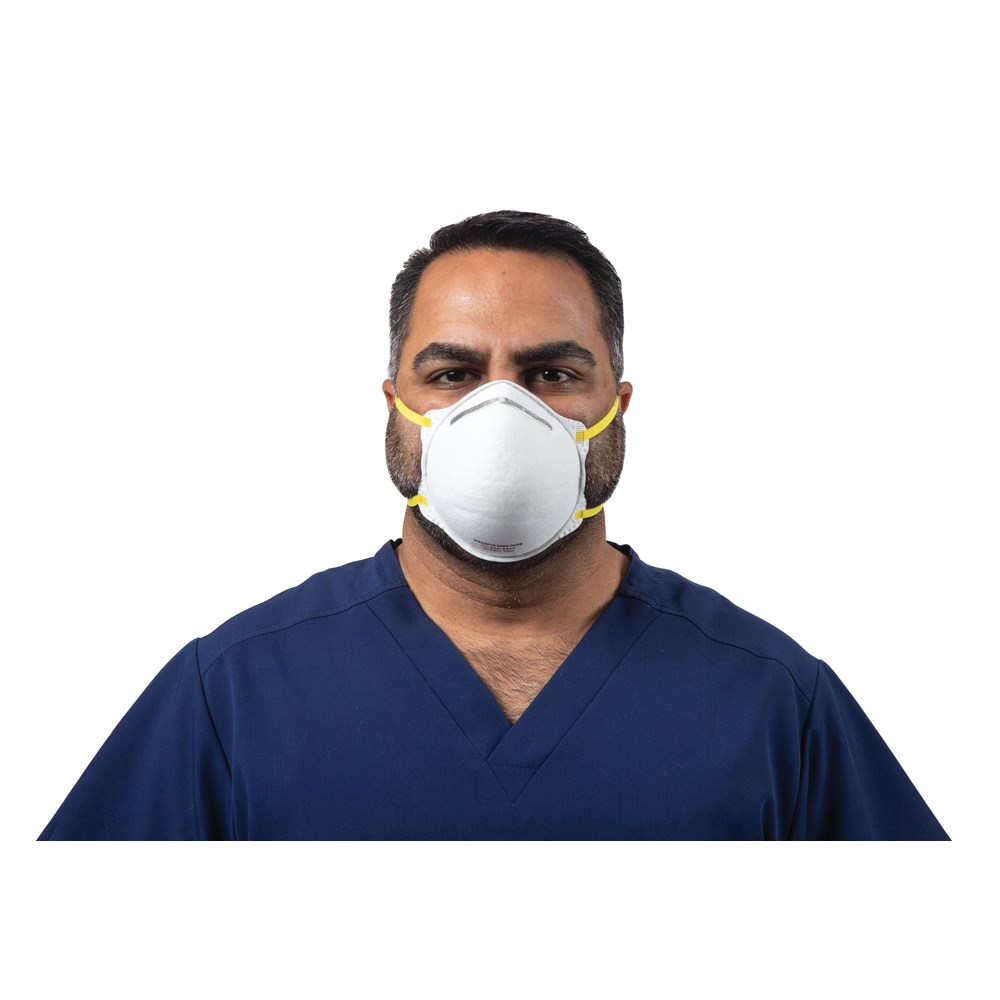 N95 Disposable Particulate Respirator, Size Small,