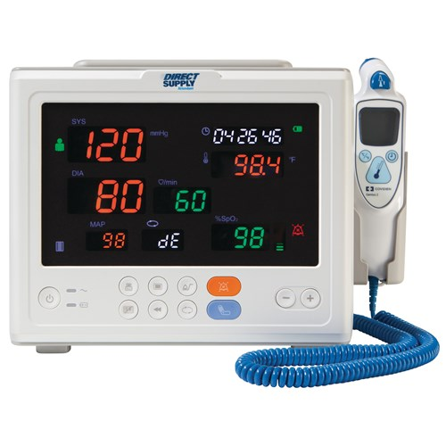 Attendant® Connected Vital Signs Monitor, NIBP, SPO2