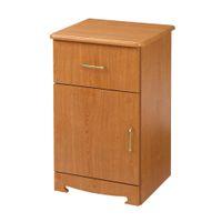 Westport 1-Door/1-Drawer Bedside Cabinet