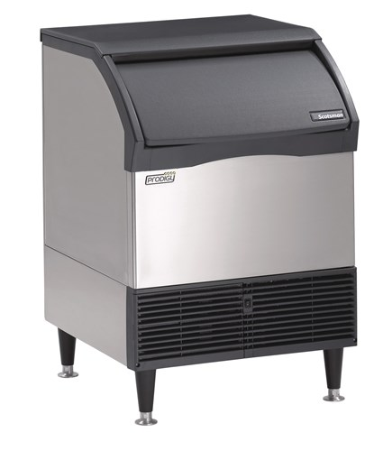 Prodigy Undercounter Ice Machine 150 lb Self Contained with Storage
