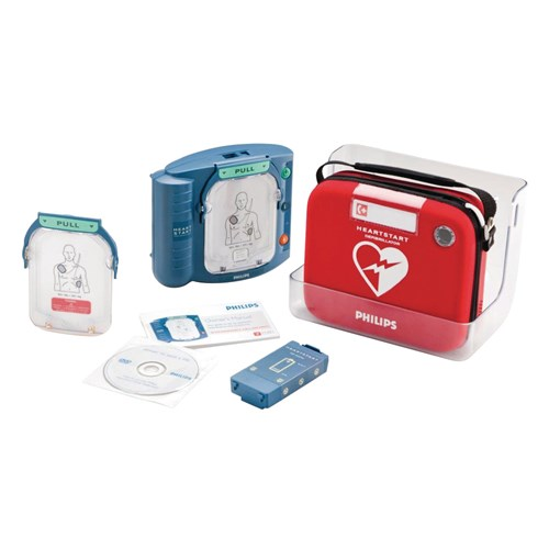 Philips Heartstart Onsite AED Deluxe Package (A2809