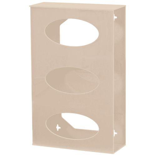 Triple AliMed Wire Glove Box Holder Horizontal