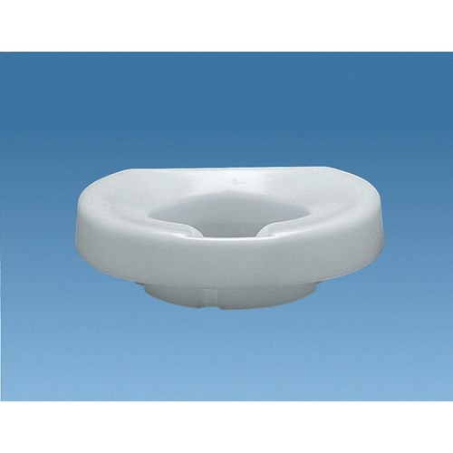Groovy Contoured Tall Ette Elevated Toilet Seat 2 For Elongated Beatyapartments Chair Design Images Beatyapartmentscom