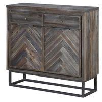 Waldwick 2-Drawer/2-Door Cabinet