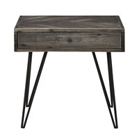 Dresden 1-Drawer End Table