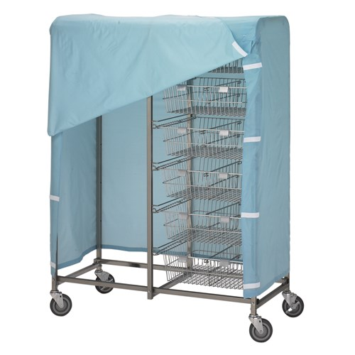 RB Wire Laundry Cart Cover for Resident Item Cart #69939 or #69943