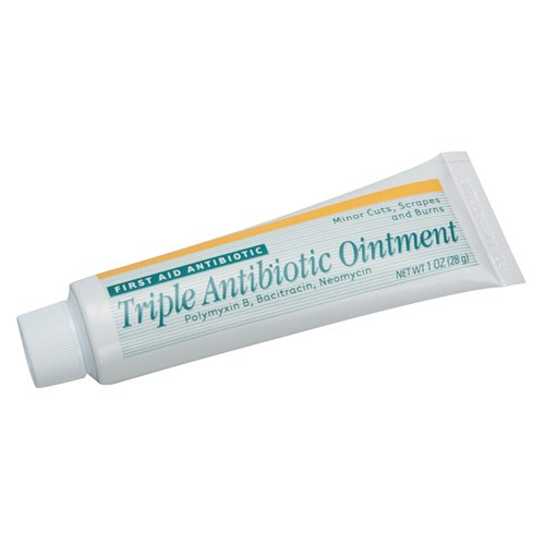 Triple Antibiotic Ointment (C6394) | Direct Supply