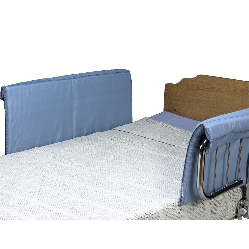 Anti-Entrapment Bedrail Pads
